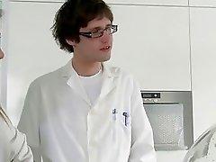 Laboratory fight