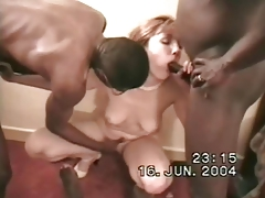 FRENCH WIFE GANGBANB