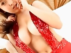 softcore asian boobs tease