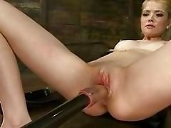Awesome Tiffany Fox Gets Slammed...