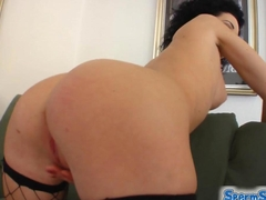 The awesome asses are the stars in this group sex scene