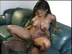 Caramel with Big Boobs fucked