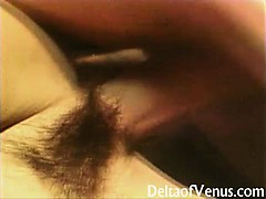 Vintage XXX - John Holmes Fucks Hot Asian Girl
