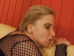 lovely Joana Romain caught and punished